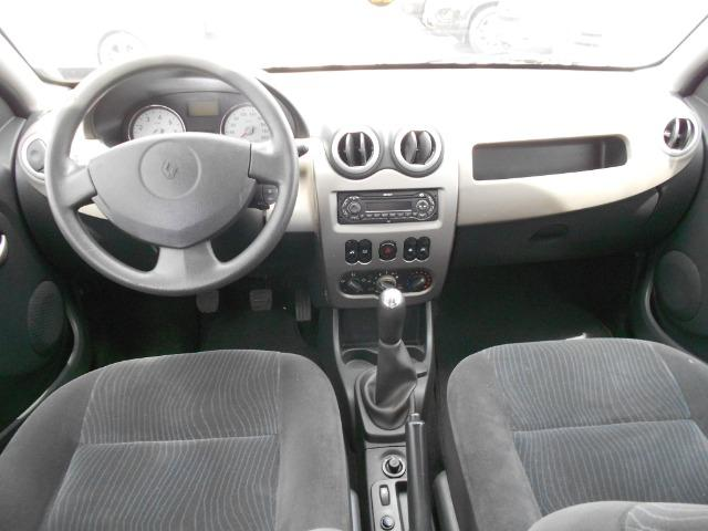 Renault sandero privilege 1.6 8v flex 2010/2011 completo e todo revisado file - Foto 8