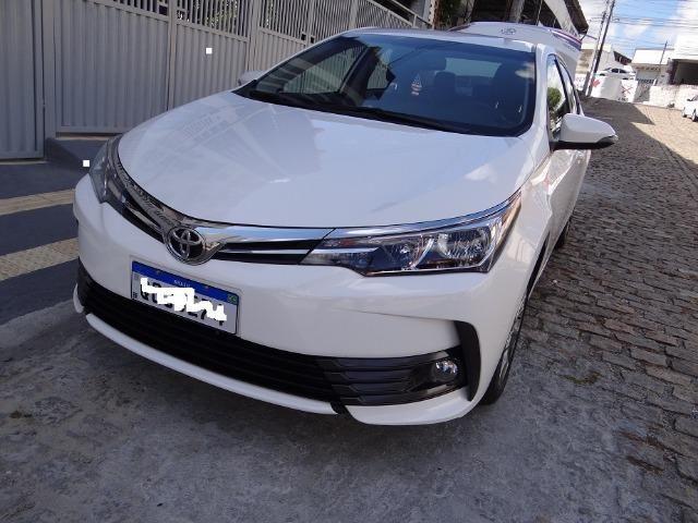 Corolla xei 2019 automatico