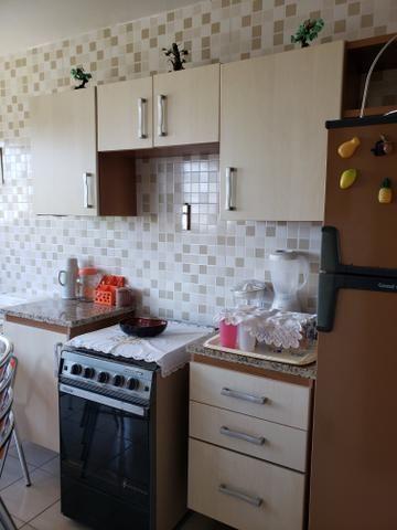 Vendo apartamento todo reformado, condomínio Atlântico na praia de Atalaia em Luis Correia - Foto 3