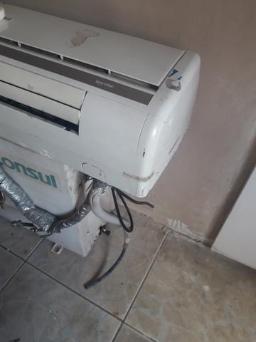 Vendo ar condicionados cônsul 18 btus - Foto 2