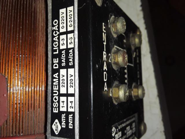 Amperimetro auto transformador varial - Foto 6
