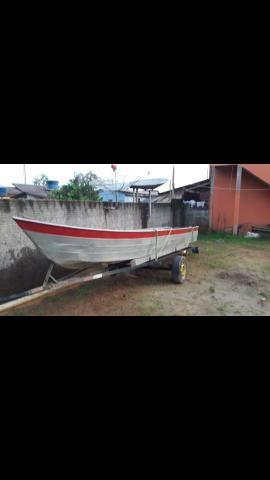 Barco voadeira