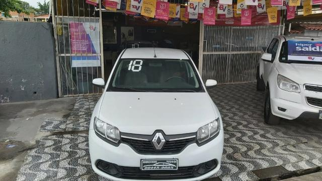 Renault Logan Expression 1.0 Completo