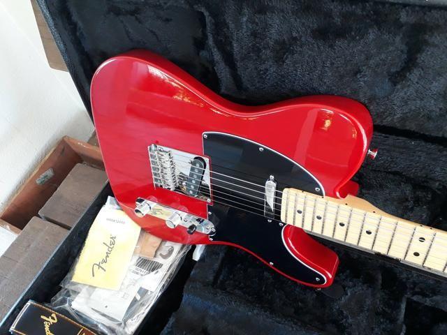 Fender Telecaster American Standard Ash Lindíssima - Foto 5