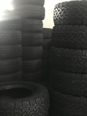 Começo do mês com promoção pneus remold