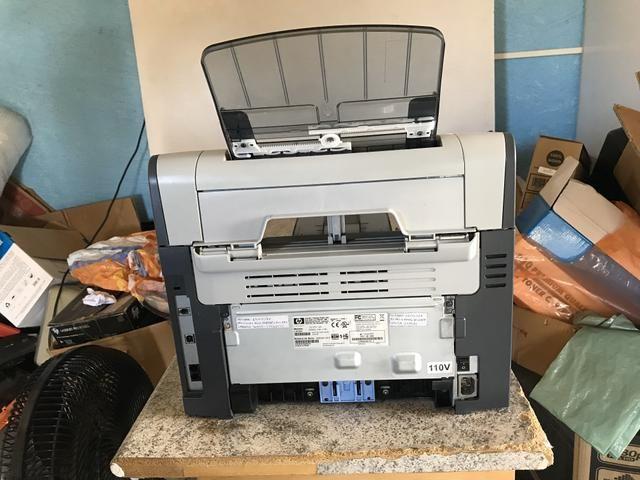 Impressora Multifuncional Laser Monocromática HP M1319 - Foto 3