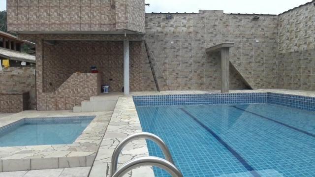 Casa com piscina Litoral Norte Caraguatatuba praia da Mococa - Foto 17