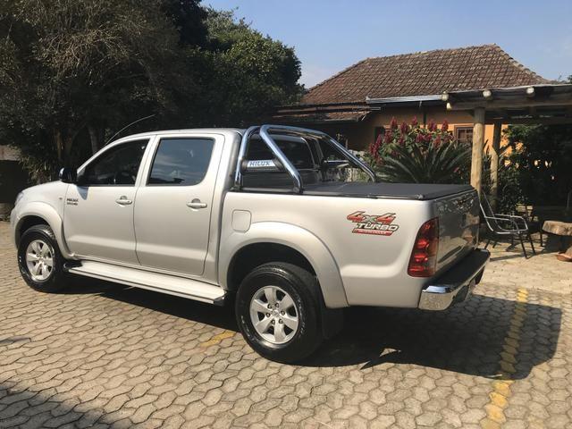 Hilux 3.0 sr turbo diesel r$ 80.000,00