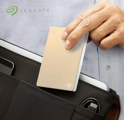 HD Externo portátil Seagate 1TB (1024gb) - 2.5pol. USB 3.0 - Foto 2
