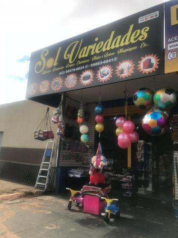 Vendo loja montada com otima clientela
