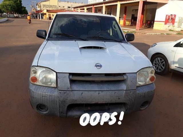 Nissan frontier 4x4 xe