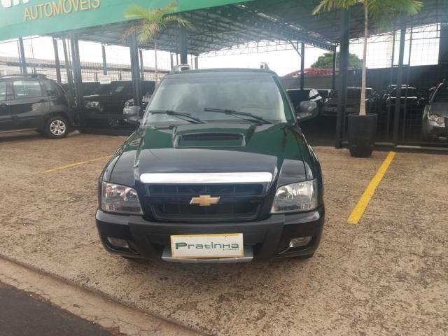 Chevrolet GM S10 Executive 2.4 Preto - Foto 2