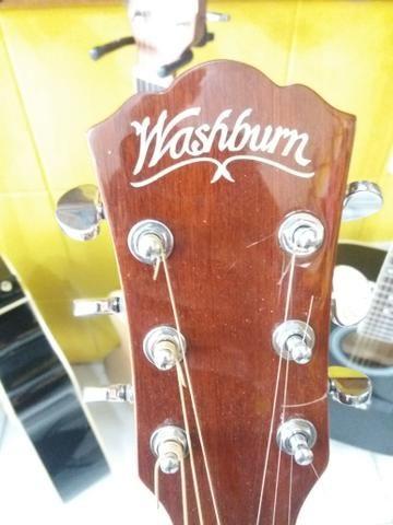 Violão Washburn classico - Foto 3
