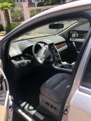 Ford Edge Limited com baixa quilometragem e top de linha - Foto 12