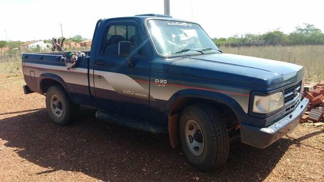 Chevrolet d20 94 completa - Foto 4