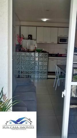 MG Apartamento de 2 dois quartos em Manguinhos próximo da Praia - Foto 5