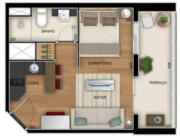 VIA ALAMEDA - 31 a 51m² - Guarulhos, SP - ID15963 - Foto 15