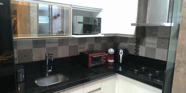 Lindo apartamento de 01 quarto a venda em Jardim Camburi - Foto 17