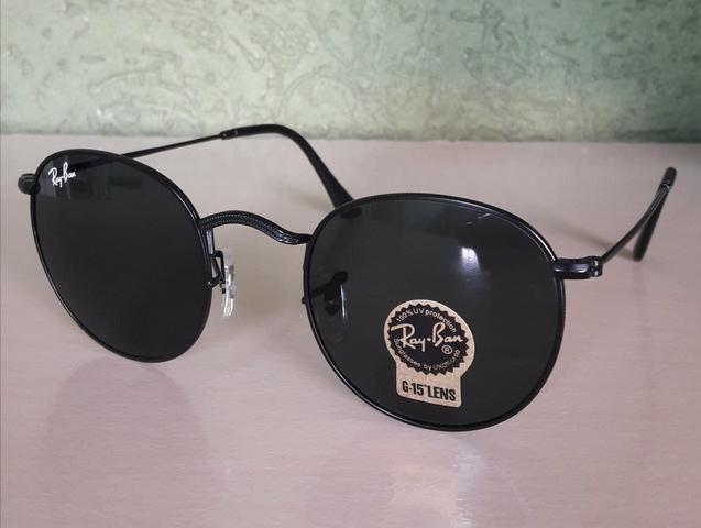 2648d567d47cf Óculos Ray Ban Round Original Importado - Bijouterias, relógios e ...