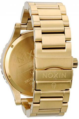 089f6ef365 Relogio Nixon 51-30 Chrono - Dourado - Bijouterias