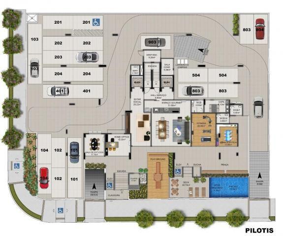 Apartamento à venda com 4 dormitórios em Ponta verde, Maceió cod:AP00001 - Foto 19