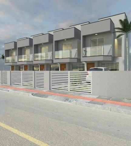 Excelente sobrado de dois dormitórios em Potecas São José - Foto 2