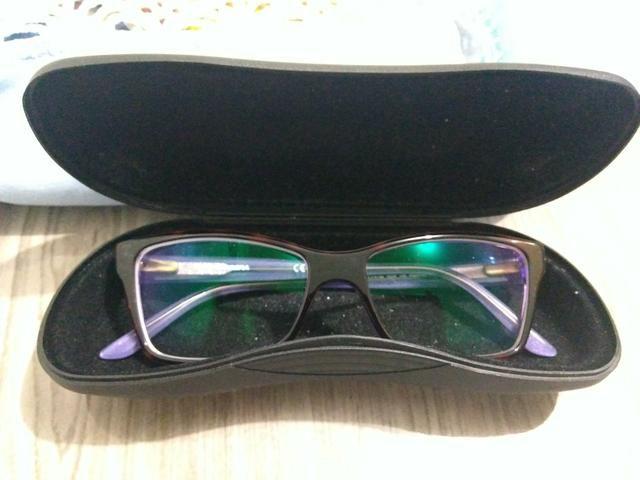 f3b89f616be1d Armação de Óculos  Marca  Carrera  Modelo  CA 6188 HCW 140  FEMININO ...