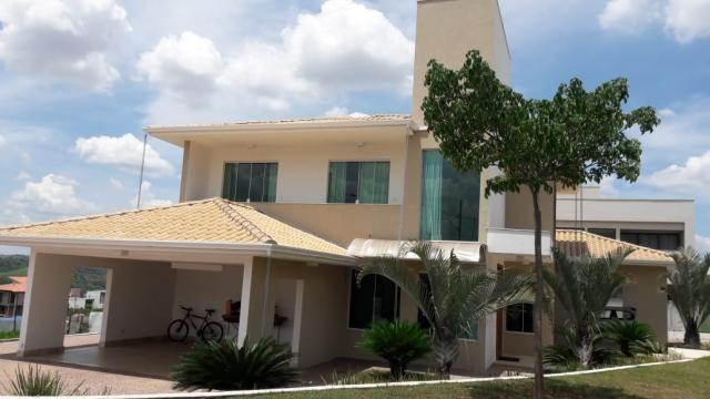 Casa de condomínio à venda com 4 dormitórios cod:4390