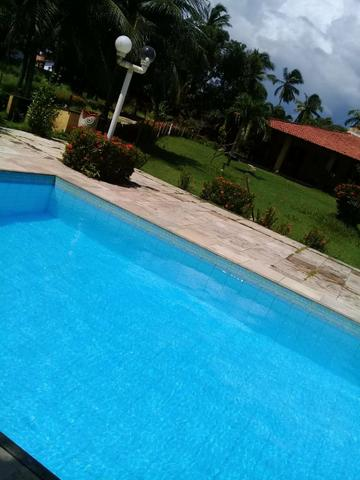Casa com piscina lagoa da banana (praia do cumbuco ce)