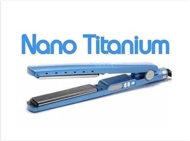 affdabf0e Chapinha Prancha Profissional Nano Titanium 1 1/4 450f - Beleza e ...