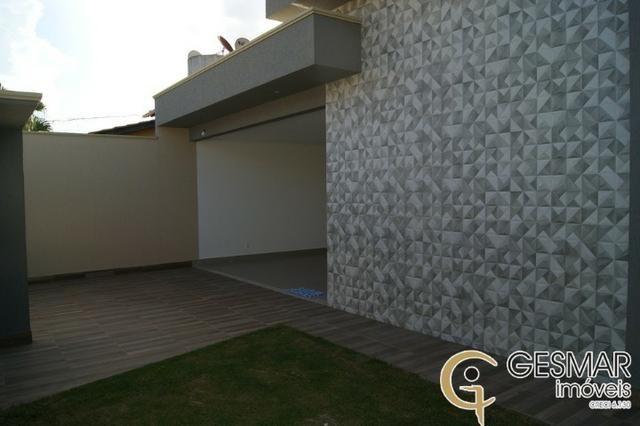 Casa 03 suítes - Alto Padrão - Imóvel Novo - Foto 4