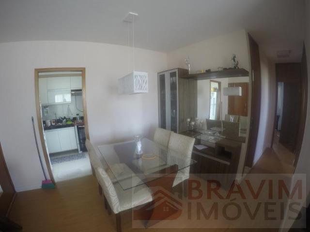 Lindo apartamento com 3 quartos em Morada de Laranjeias - Foto 8
