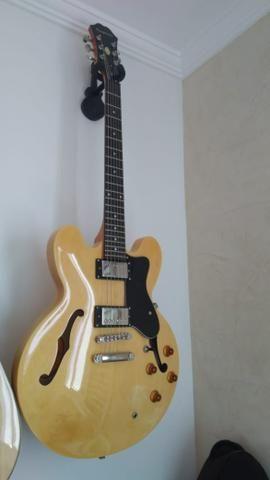 Guitarra Epfhone semiacustica - Foto 2