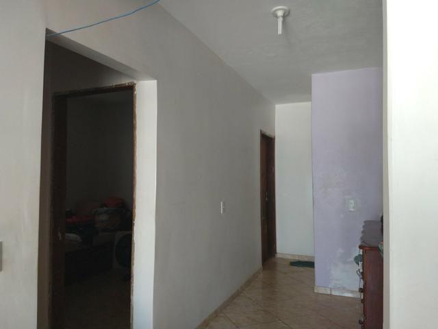 Sobrado na QR 514 Samambaia Sul 5 qtos, 2suites, casa de fundos para aluguel - Foto 3