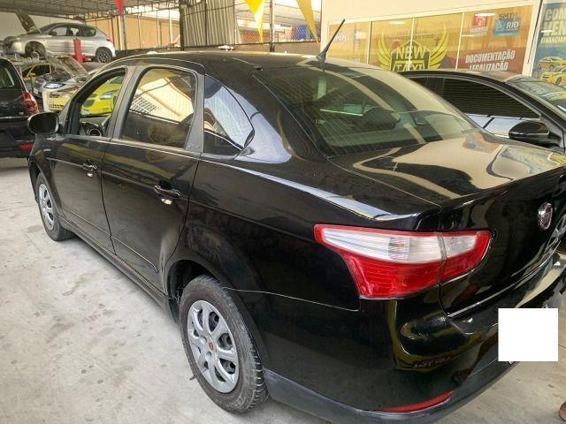 Grand seina 1.4 2013 ex taxi completo+gnv, aprovação imediata, basta ter nome limpo!!!!! - Foto 3