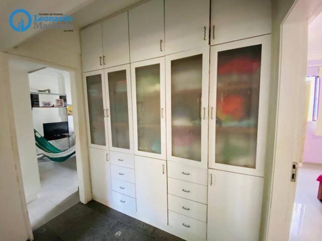 Apartamento à venda, 156 m² por R$ 650.000,00 - Meireles - Fortaleza/CE - Foto 9