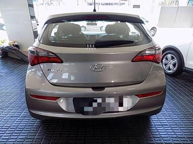 Hyundai Hb20 1.6 comfort plus 16v flex 4p automático -2015/2015