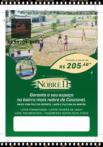 Loteamento Espaço Nobre II &¨%$ - Foto 6