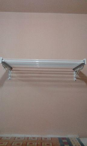 Varal de gaveta exclusivo 1m2 = 10 metros de tubos - Foto 3