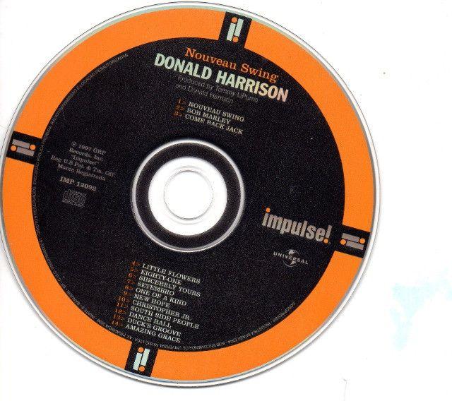 Cd - Jazz - Donald Harrison - Nouveau Swing - Foto 3