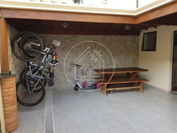 Casa de condomínio à venda com 3 dormitórios em Ponte de são joão, Jundiaí cod:886961 - Foto 10