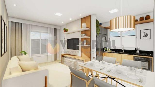 Casa com 2 dormitórios à venda, 68 m² por R$ 250.000 - Golfinho - Caraguatatuba/SP - Foto 4