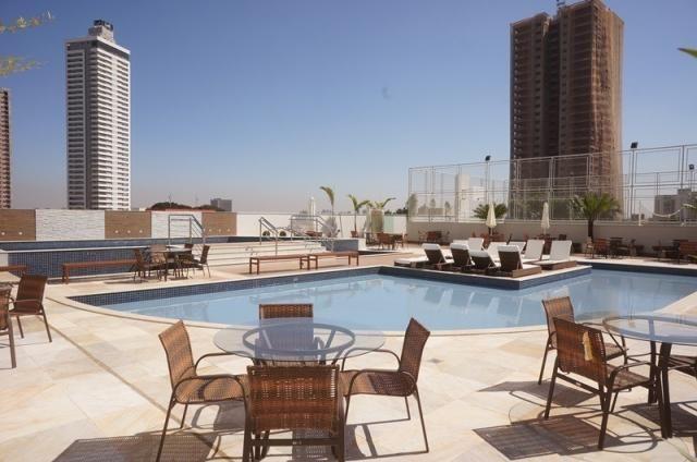 Apartamento para alugar com 1 dormitórios em Setor bueno, Goiânia cod:60209029 - Foto 13