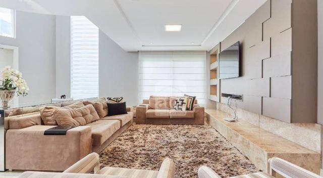 Casa em Condomínio Clube com 5 suítes à venda, 404 m² por R$ 2.390.000 - Pinheirinho - Cur - Foto 7