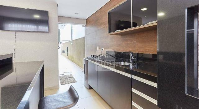 Casa em Condomínio Clube com 5 suítes à venda, 404 m² por R$ 2.390.000 - Pinheirinho - Cur - Foto 16