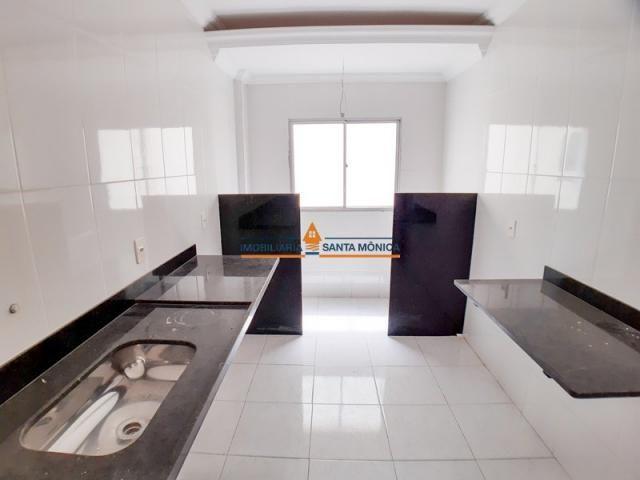 Apartamento à venda com 3 dormitórios em Santa monica, Belo horizonte cod:10513 - Foto 4
