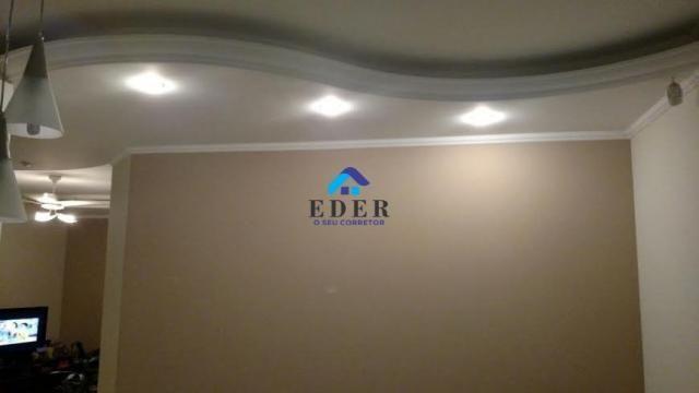 Casa à venda com 3 dormitórios em Residencial cambuy, Araraquara cod:CA0274_EDER - Foto 6