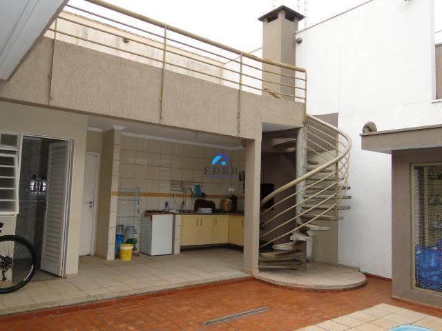 Casa à venda com 3 dormitórios em Jardim das roseiras, Araraquara cod:CA0185_EDER - Foto 16