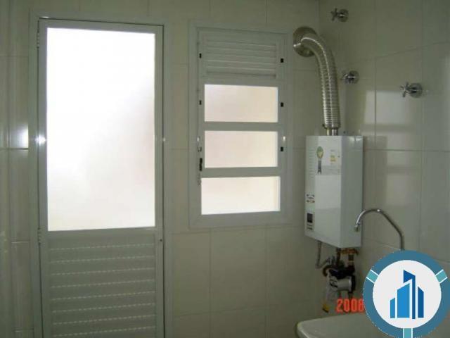 Apartamento para Venda, 03 dormitórios c/ suíte, 2 salas, 2 vagas, 120,87 m² privativos, B - Foto 20