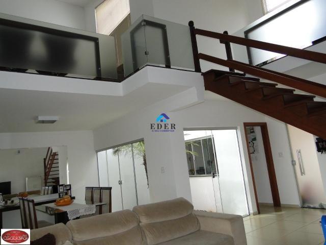 Casa de condomínio à venda com 3 dormitórios cod:CA0415_EDER - Foto 2